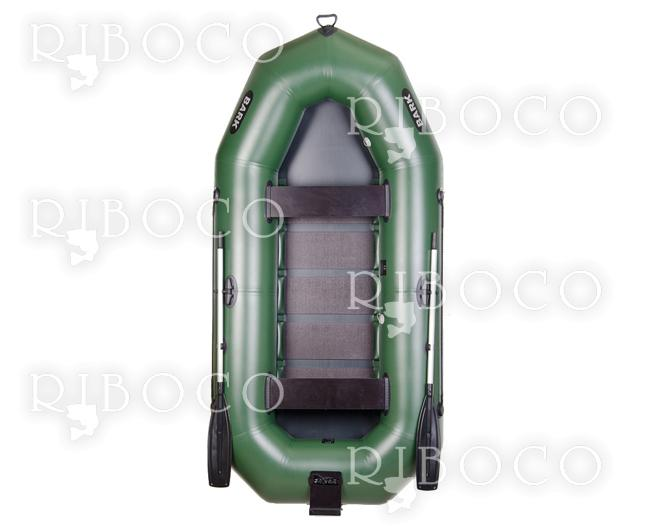 Inflatable boat Bark B-300N rowing-motor